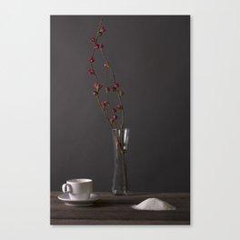 Sugar Still Canvas Print