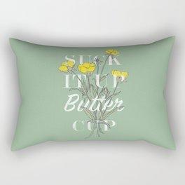 Suck it Up Buttercup Rectangular Pillow