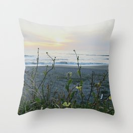 Gypsy Blooms  Throw Pillow