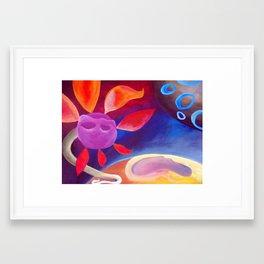 ET Framed Art Print