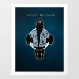 Firefly - You Can't Take the Sky From Me Art Print