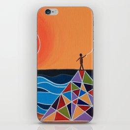 Forgotten Happiness iPhone Skin