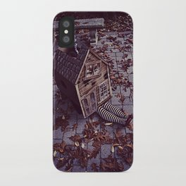 Wicked Witch of The East iPhone Case