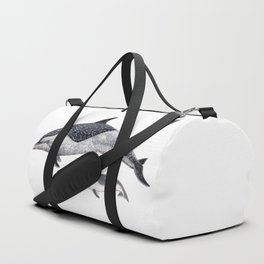 Pantropical spotted dolphin Duffle Bag