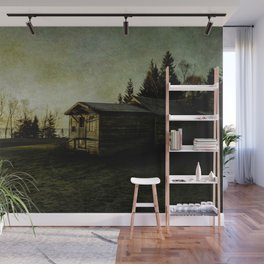Hello, sunrise, my old friend. Wall Mural