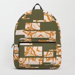 Argent in Olive Green Backpack