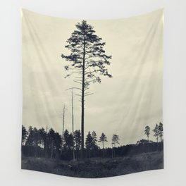 Pine tree 4 Wall Tapestry