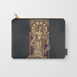 Shieldmaiden of Rohan Nouveau Carry-All Pouch