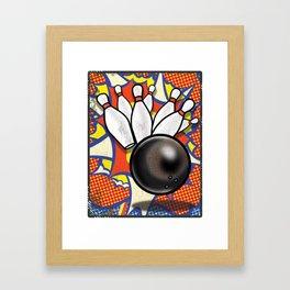 Strike! Framed Art Print