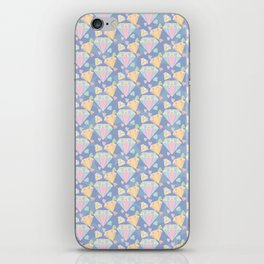 Shine like a diamond iPhone Skin