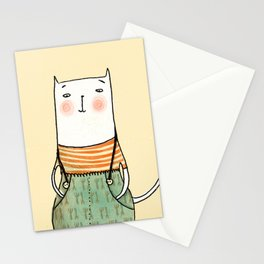 Gato con Botas Stationery Cards