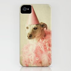 Party Girl Slim Case iPhone (4, 4s)