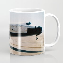 182. April 14, 1981, Landing of First Space Shuttle Mission Coffee Mug