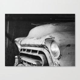 One Head Light  Canvas Print
