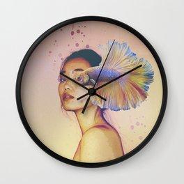 Olho de Peixe Wall Clock