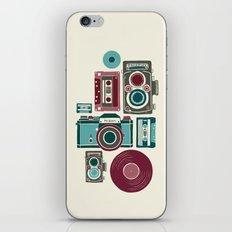 AnalogZine. iPhone & iPod Skin