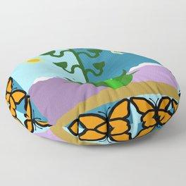 La Patria Floor Pillow