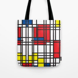 Primary Colors 5 Tote Bag