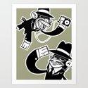 Köpke's Mafia Monkeys! by kopke