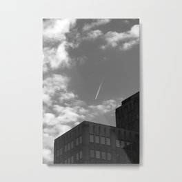 Make a wish. Metal Print