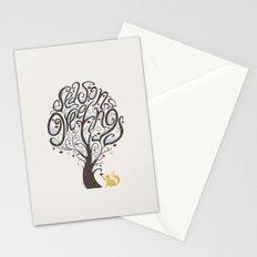 Season's Greetings Stationery Cards