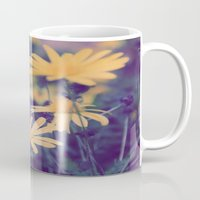 woodstock Mugs featuring Woodstock Daisy  by Scotty Photography