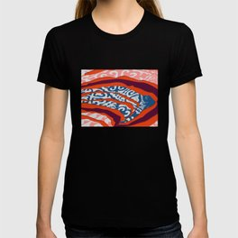 My abstract childhood memories T-shirt