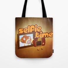 Selfie Time Tote Bag