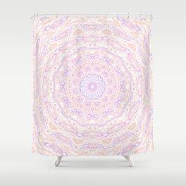 Funky mandala Shower Curtain