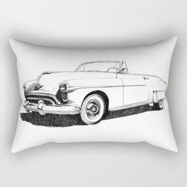 50 Futuramic Rectangular Pillow