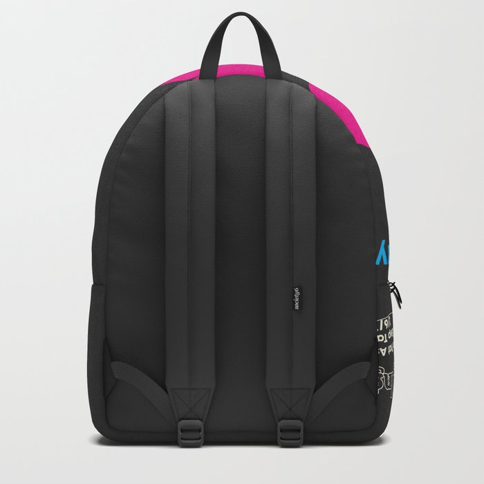 Tax That Ass Backpack