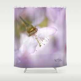 magic of spring Shower Curtain