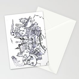 project 5 Stationery Cards