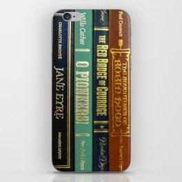 Books 3 iPhone Skin