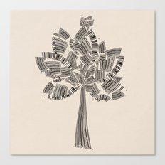 UPC Tree Canvas Print