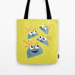 Happy Candy Friends Tote Bag