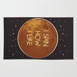 Venus - I Spin How I Like Rug