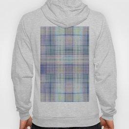 Scottish tartan pattern deconstructed Hoody