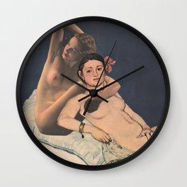 Olympians Wall Clock
