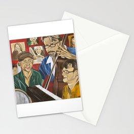 Jazz Orgy Stationery Cards