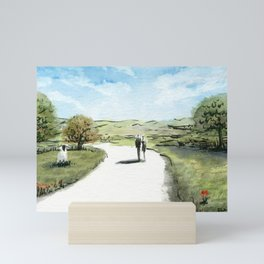 Path II Mini Art Print