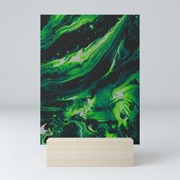 OAKWOOD Mini Art Print