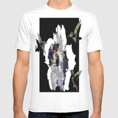 We want nectar! MEDIUM White Mens Fitted Tee
