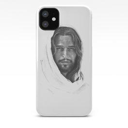 Christ (lightened) iPhone Case