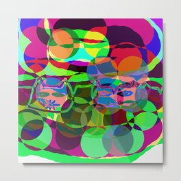 Creativity And the Lack Thereof - Ximon Metal Print