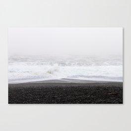 Along the Lost Coast Canvas Print