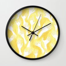 #29. NATALIA - Hands Wall Clock