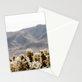 Cholla Cactus Garden Stationery Cards