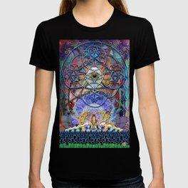 Space Shiva T-shirt