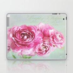 little romance Laptop & iPad Skin